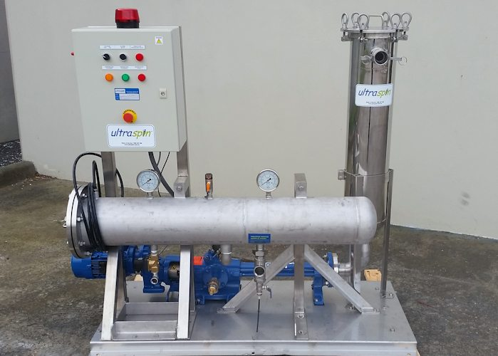 Oily Water Treatment Electric