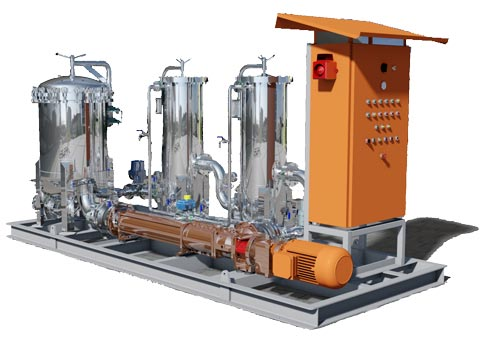 Ultraspin's HD Range of oily water seaprators