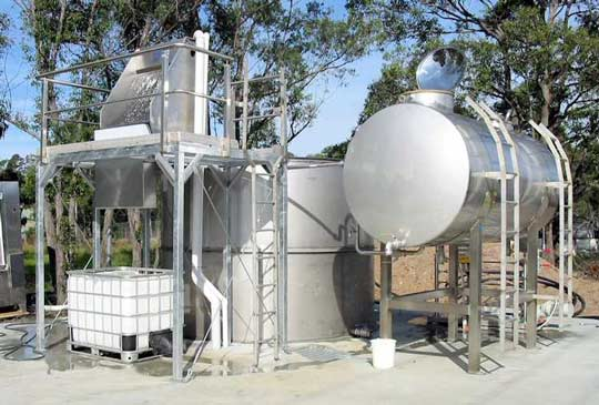 Ultraspin Dairy Effluent System Package