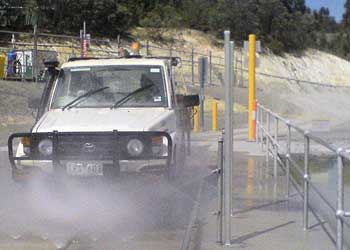 Vehicle Wash Water Treatment