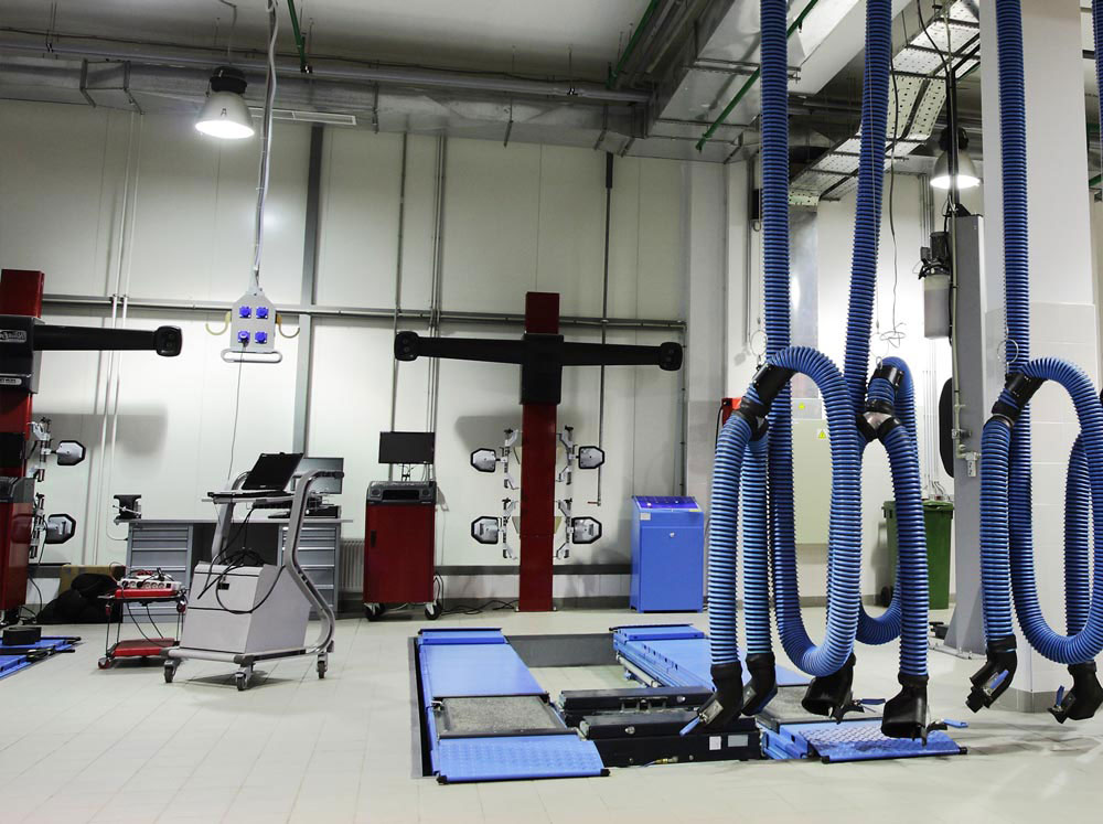 Ultraspin oily water separation systems for the mechanic