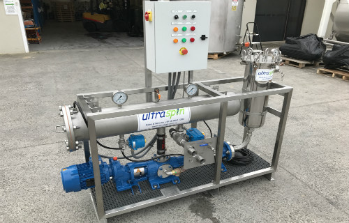 Edge Oily Water Separator