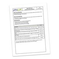 Oily Water Data Sheet Thumb