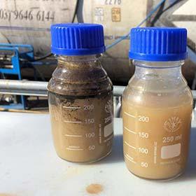 Oil Water Bilge Treatment