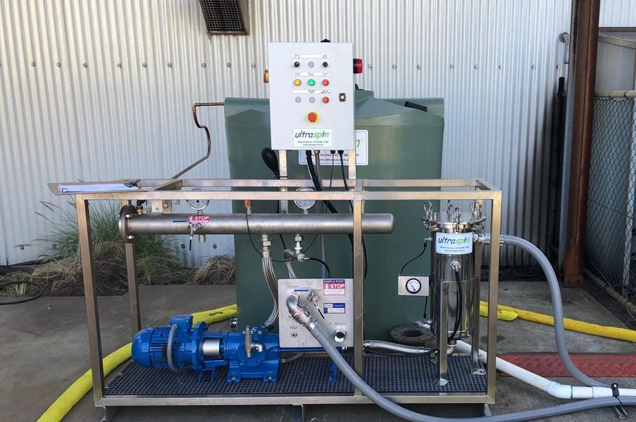Edge Oily Water Separator