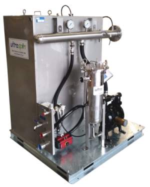 OS Cube oily water separator for rental